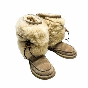 UGG Limited Edition Rainier Eskimo Boot Size 6
